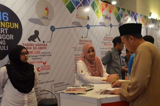 Hijrah Selangor di Pesta Buku Selangor 2016 - SACC ...