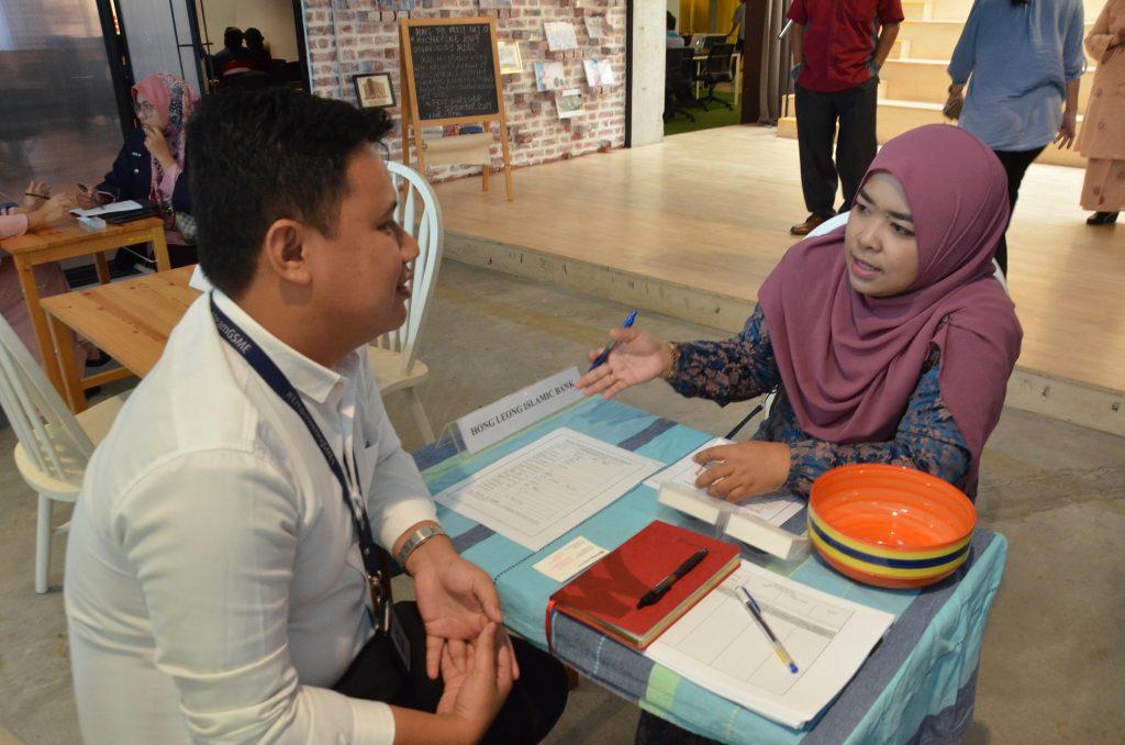 Taklimat E-Commerce yang dianjurkan oleh INVEST Selangor ...